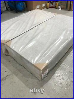 Hypnos hard top Base no storage 6ft super king 180x200 silver skies RRP £700