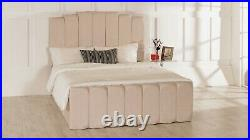 Madison Gas Lift Ottoman Storage Bed Esupasaver Quality Beds Made in England