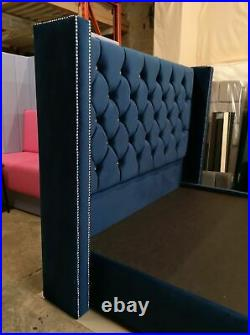 Madrid Bed with Exclusive Patented Storage Bed Frame