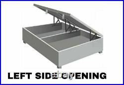 Premium Soft Velvet Chesterfield Ottoman Divan Storage Bed Headboard Mattress