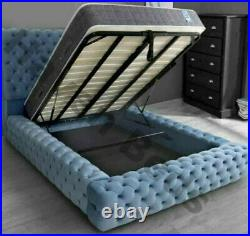 Royal Ambassador Bed Ottoman Gas-Lift Storage or Without Storage Haven Beds