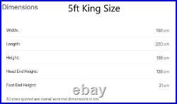Silver Grey Velvet Ottoman Storage Bed Gas Lift Headboard & Memory Foam Mattress